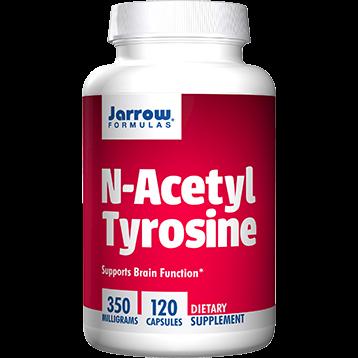 Jarrow Formulas N Acetyl Tyrosine 350 mg 120 caps J50510