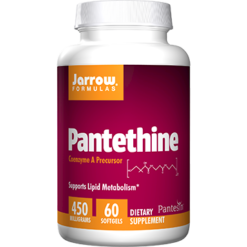 Jarrow Formulas Pantethine 450 60 softgels J80067