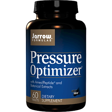 Jarrow Formulas Pressure Optimizer 60 tabs J90193