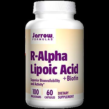 Jarrow Formulas R Alpha Lipoic Acid 60 caps J00390