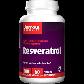 Jarrow Formulas Resveratrol 100 mg 60 vegcaps J40818