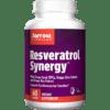 Jarrow Formulas Resveratrol Synergy 60 tabs J40610
