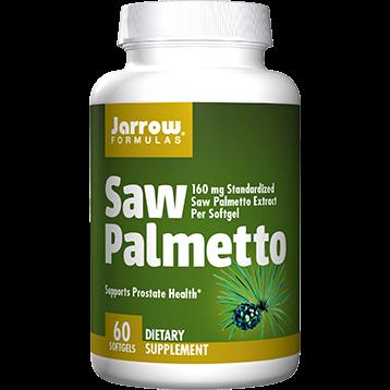 Jarrow Formulas Saw Palmetto 320 mg 60 softgels J40191