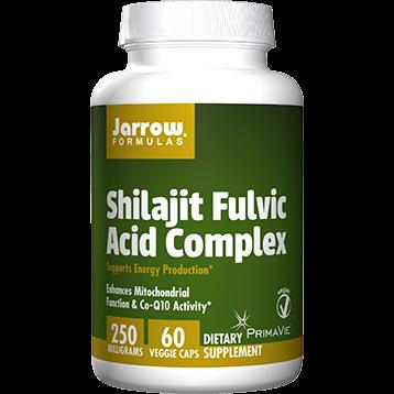 Jarrow Formulas Shilajit Fulvic Acid Complex 60vcaps J90605