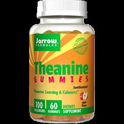 Jarrow Formulas Theanine Gummies 60 gummies J2008