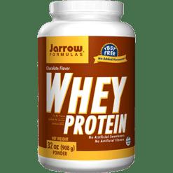 Jarrow Formulas Whey Protein Chocolate 32 oz J10085