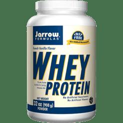 Jarrow Formulas Whey Protein French Vanilla 32 oz J10030