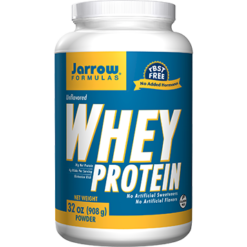 Jarrow Formulas Whey Protein Unflavored 32 oz J10146