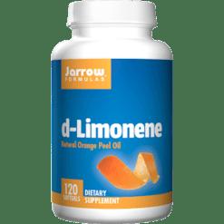 Jarrow Formulas d Limonene Natural Orange Peel 120 gels J10340