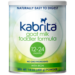 Kabrita Goat Milk Toddler Formula 14 oz K00055