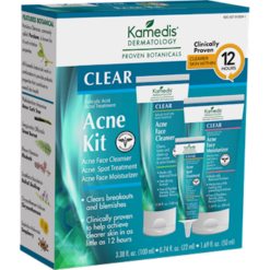 Kamedis Kamedis Dermatology CLEAR Acne Kit K59445