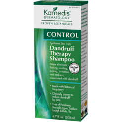Kamedis Sebo Medis Dandruff Cleansing Shampoo 6.8 oz KA7806