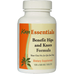 Kan Herbs Essentials Benefit Hips and Knees 120 tablets VBH12