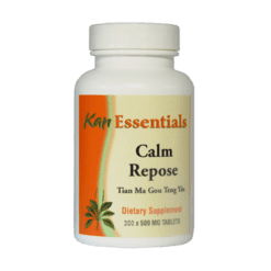 Kan Herbs Essentials Calm Repose 300 tablets VCR30