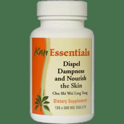 Kan Herbs Essentials Dispel Dampness Nourish Skin 120 tablets VDN12
