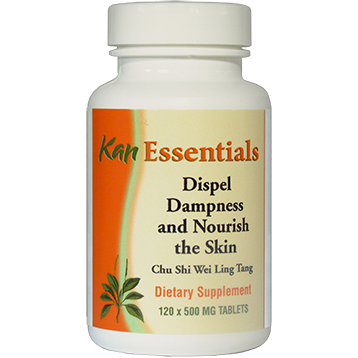 Kan Herbs Essentials Dispel Dampness Nourish Skin 120 tablets VDN12