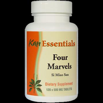 Kan Herbs Essentials Four Marvels 120 tabs VFM12