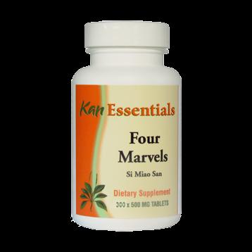 Kan Herbs Essentials Four Marvels 300 tabs VFM30