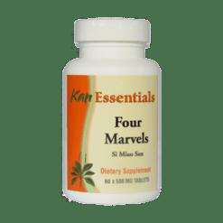 Kan Herbs Essentials Four Marvels 60 tabs VFM60