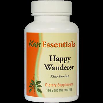 Kan Herbs Essentials Happy Wanderer 120 tabs VHW120