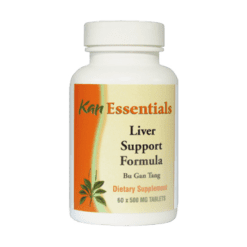 Kan Herbs Essentials Liver Support 60 tabs VLS60