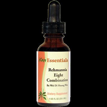 Kan Herbs Essentials Rehmannia Eight Combination 1 oz VRE1
