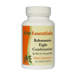 Kan Herbs Essentials Rehmannia Eight Combination 60 tabs VRE60