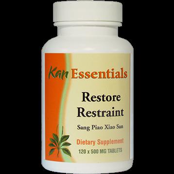 Kan Herbs Essentials Restore Restraint 120 tabs VRSR120