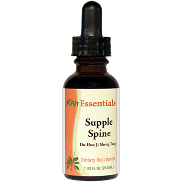 Kan Herbs Essentials Supple Spine 1 oz VSS1