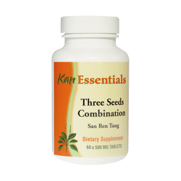 Kan Herbs Essentials Three Seeds Combination 60 tabs VTS60
