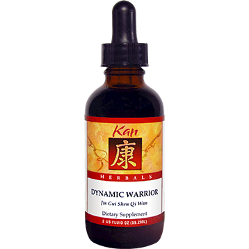 Kan Herbs Herbals Dynamic Warrior 2 fl oz DW2