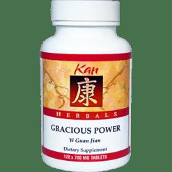 Kan Herbs Herbals Gracious Power 120 tablets GP120
