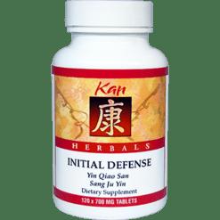 Kan Herbs Herbals Initial Defense 120 tabs ID120