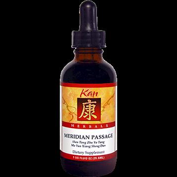 Kan Herbs Herbals Meridian Passage 1 oz MP1