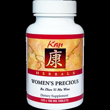 Kan Herbs Herbals Womens Precious 120 tabs WP120