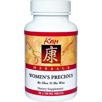 Kan Herbs Herbals Womens Precious 60 tablets WP60