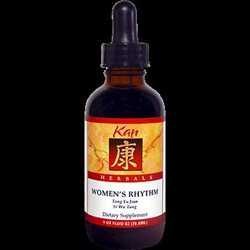 Kan Herbs Herbals Womens Rhythm 1 oz WR1