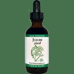 Kan Herbs Singles Jujube Seed roasted 1 oz JUBE1