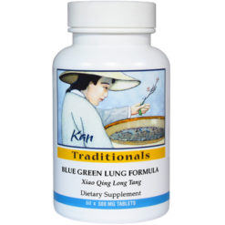 Kan Herbs Traditionals Blue Green Lung Formula 60 tabs BGL60
