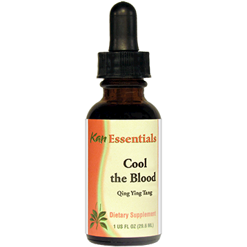 Kan Herbs Traditionals Cool the Blood 1 oz VCB1