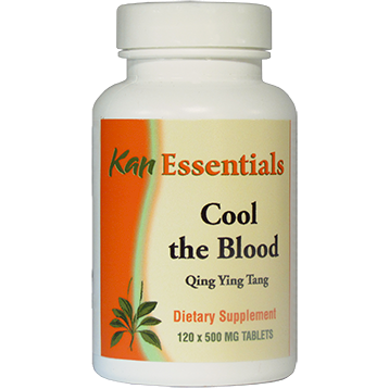 Kan Herbs Traditionals Cool the Blood 120 tablets VCB12