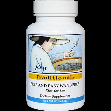Kan Herbs Traditionals Female Comfort 120 tabs FEC12