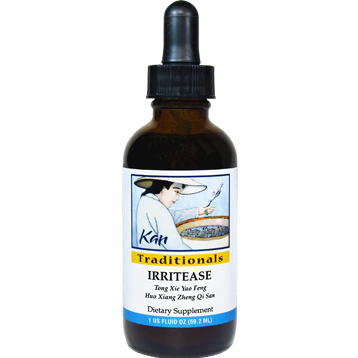 Kan Herbs Traditionals Irritease 1 oz IE1