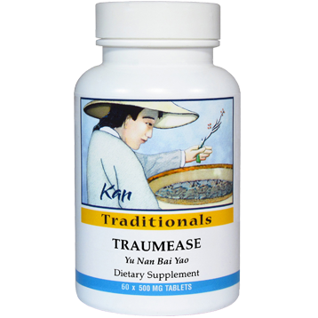 Kan Herbs Traditionals Traumease 60 tabs TRE60