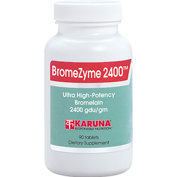 Karuna BromeZyme 2400 90 tabs BROM7
