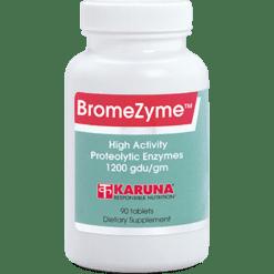 Karuna BromeZyme 90 tabs BROM4