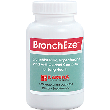 Karuna BronchEze 180 capsules BRONC