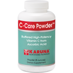 Karuna C Care Powder 8 oz CCARE