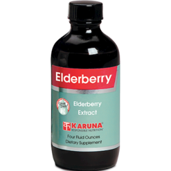 Karuna Elderberry Extract 4 oz ELD14