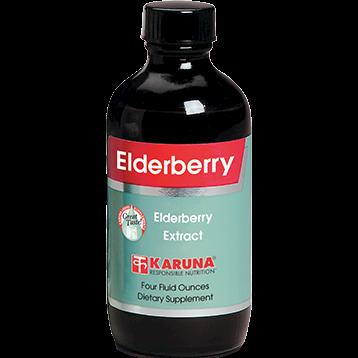 Karuna Elderberry Extract 4 oz ELD14